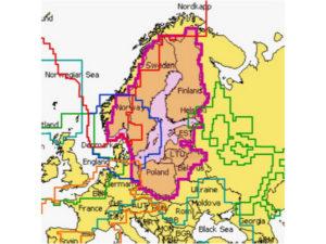 Navionics - Балтийское море