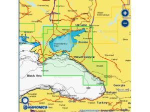 Navionics- Азовское море