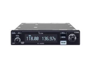Радиостанция Icom IC-A220