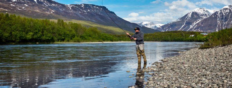 9 причин пойти на рыбалку